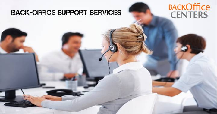 Back office support services